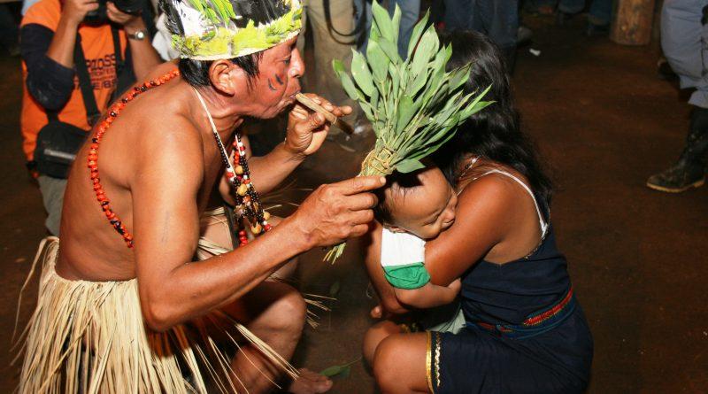 Carrera de medicina ancestral para nacionalidades de Sucumbíos tiene aceptación del consejo Universitario